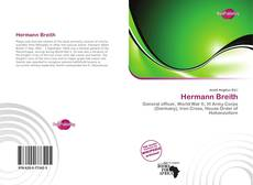 Bookcover of Hermann Breith