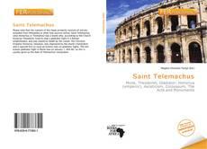 Saint Telemachus kitap kapağı