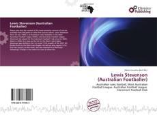 Обложка Lewis Stevenson (Australian Footballer)