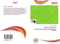 Bookcover of Arturo Alvarez