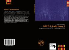 Bookcover of MPEG-1 Audio Layer II