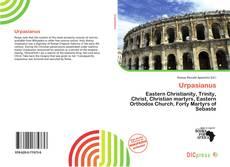 Bookcover of Urpasianus