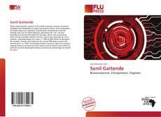 Sunil Gaitonde的封面