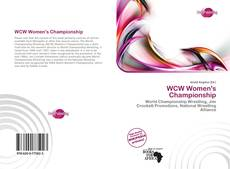 WCW Women's Championship的封面