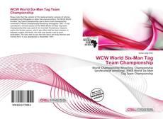 WCW World Six-Man Tag Team Championship的封面