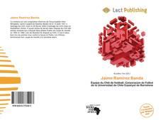 Buchcover von Jaime Ramírez Banda