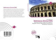 Sabinianus (Consul 505) kitap kapağı