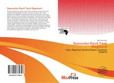 Bookcover of Sassuntsi-Davit Tank Regiment