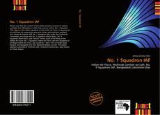 Bookcover of No. 1 Squadron IAF