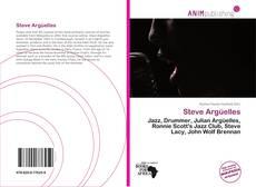Couverture de Steve Argüelles