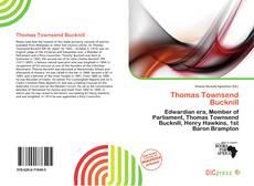 Thomas Townsend Bucknill的封面