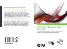 Обложка Sir Charles Cameron, 1st Baronet