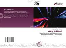 Óscar Fabbiani kitap kapağı