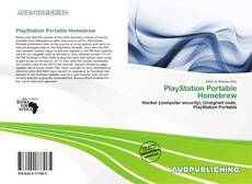Buchcover von PlayStation Portable Homebrew