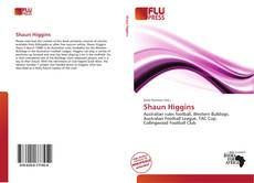 Portada del libro de Shaun Higgins