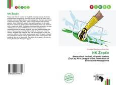Capa do livro de NK Žepče