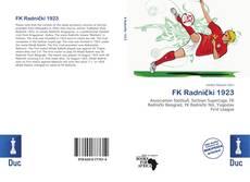 Buchcover von FK Radnički 1923