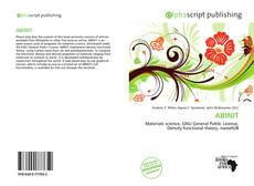 Bookcover of ABINIT