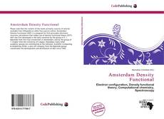 Copertina di Amsterdam Density Functional