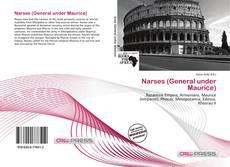 Narses (General under Maurice) kitap kapağı
