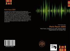 Bookcover of Paris-Tours 2005