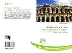 Pharas the Herulian kitap kapağı