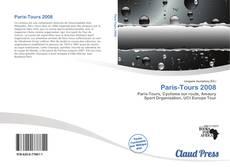 Bookcover of Paris-Tours 2008