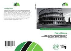 Bookcover of Pope Conon