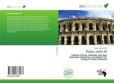 Обложка Pope John IV