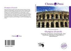 Couverture de Olympius (Exarch)