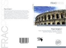 Bookcover of Pope Sergius I