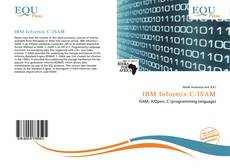 IBM Informix C-ISAM的封面