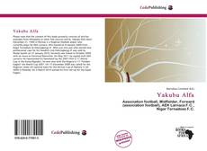Portada del libro de Yakubu Alfa