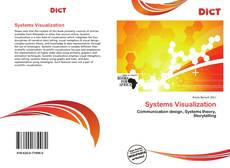 Bookcover of Systems Visualization