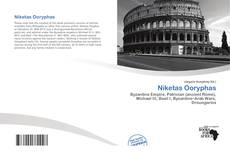 Bookcover of Niketas Ooryphas
