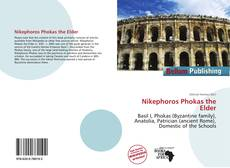 Bookcover of Nikephoros Phokas the Elder