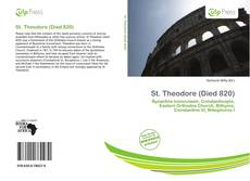 St. Theodore (Died 820)的封面