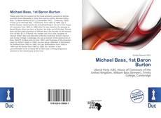 Portada del libro de Michael Bass, 1st Baron Burton