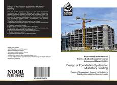 Bookcover of Design of Foundation System for Multistory Building