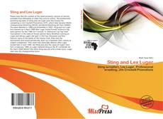 Bookcover of Sting and Lex Luger