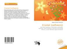 Copertina di Crystal (software)