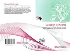 Capa do livro de Gaussian (software)