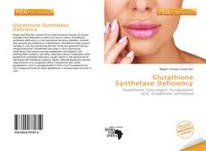 Bookcover of Glutathione Synthetase Deficiency