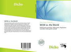 Bookcover of WCW vs. the World