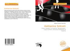 Buchcover von Katharina Schratt
