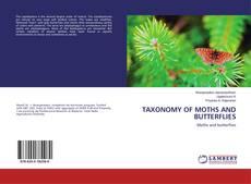 Buchcover von TAXONOMY OF MOTHS AND BUTTERFLIES