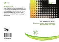Bookcover of WCW World War 3