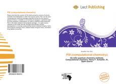 Buchcover von PSI (computational chemistry)