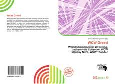 Обложка WCW Greed