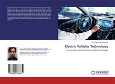 Electric Vehicles Technology的封面
